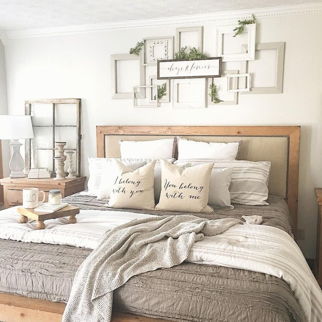 35 awesome farmhouse style bedroom decor ideas farmhouse