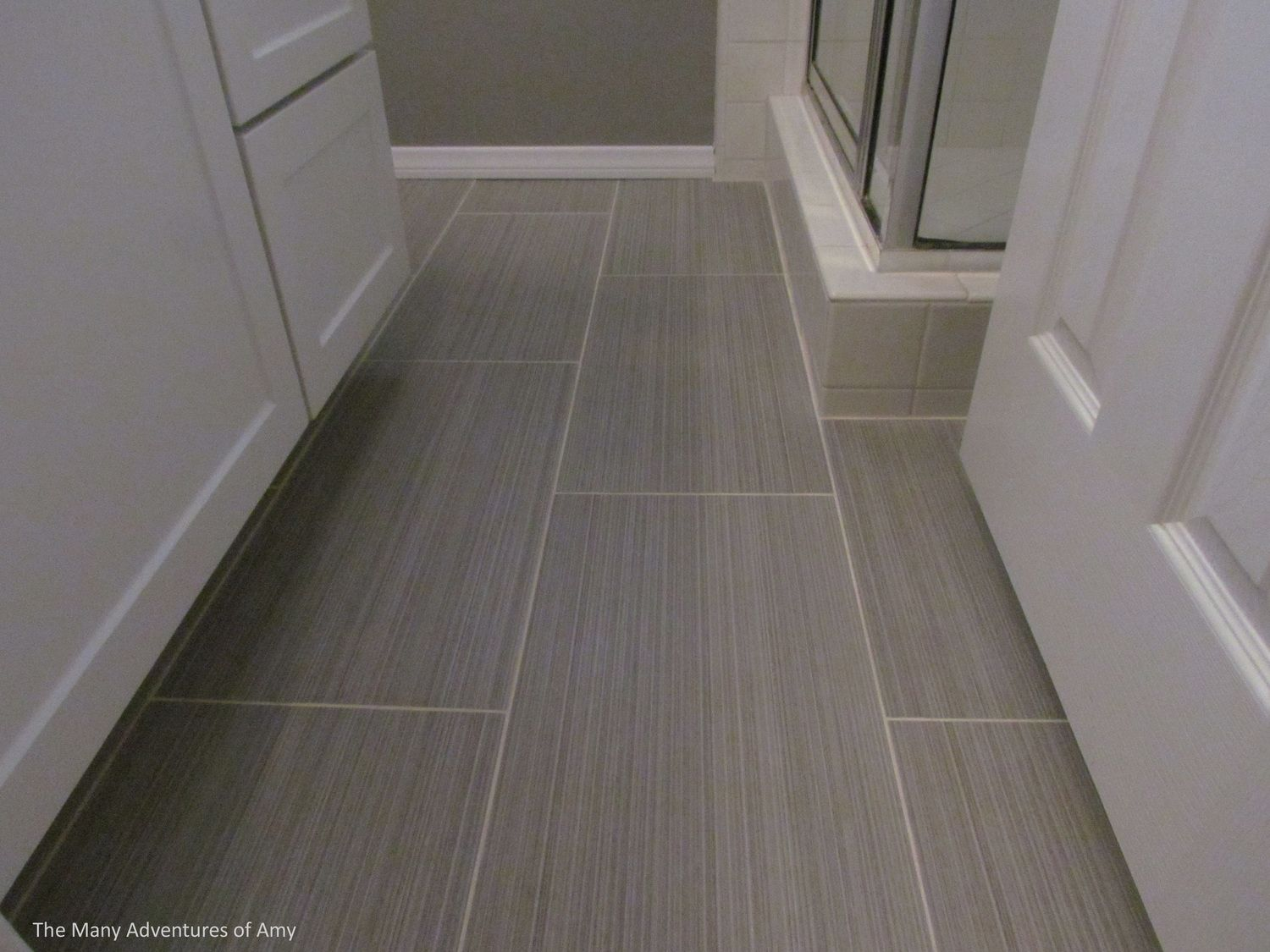 American Olean Tile >> Apr 13 Tiny Bathroom Remodel | The Many Adventures of Amy