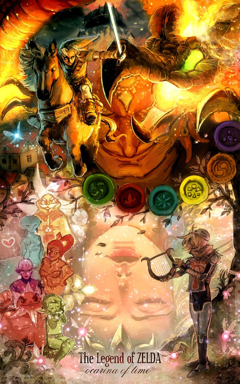 The Legend of ZELDA ~ ocarina of time ~