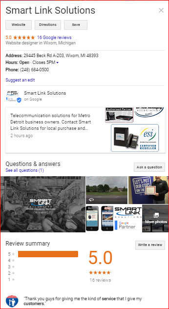 Is Your Business Taking Full Advantage Of Google My Business Web