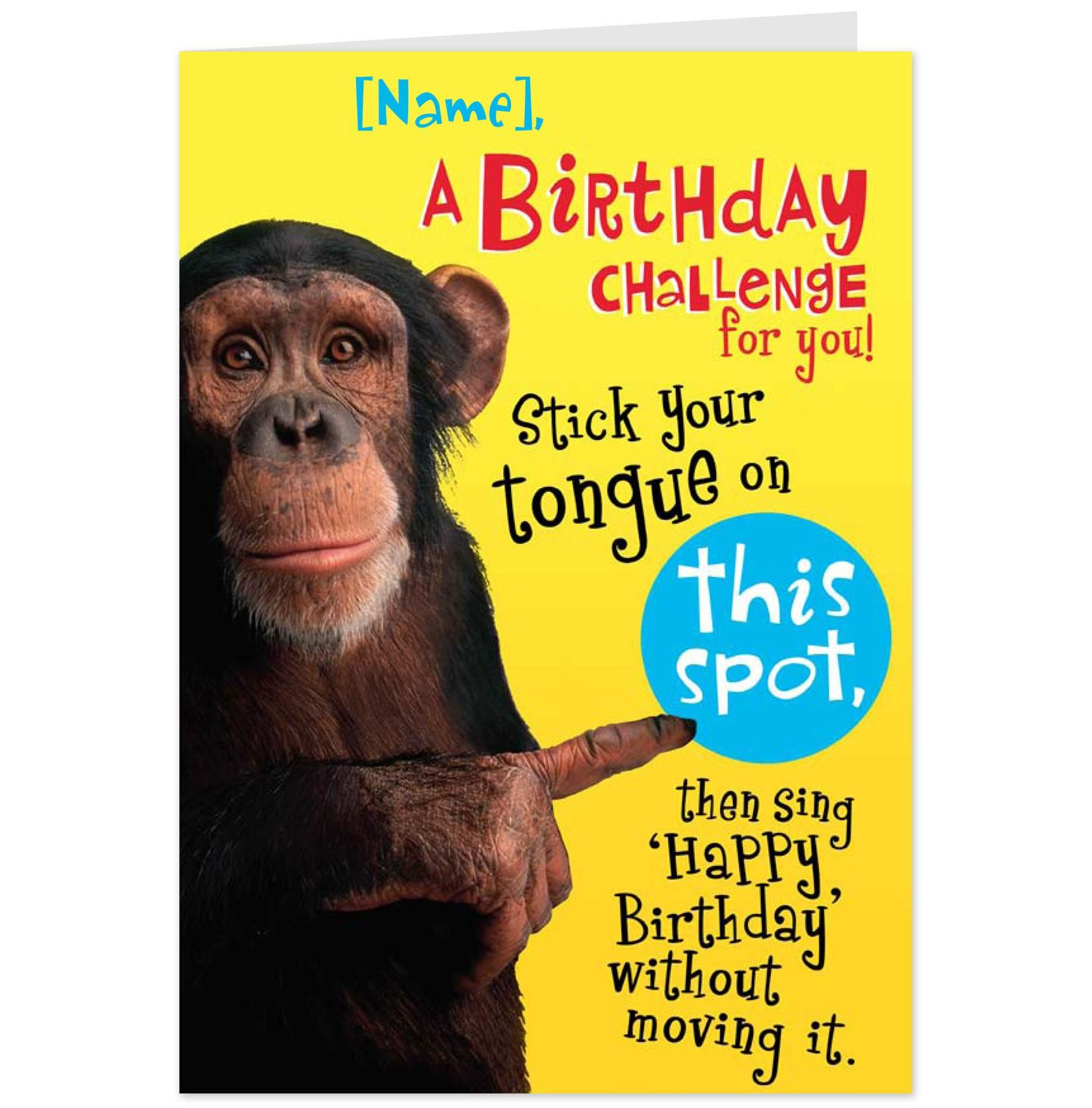 Funny Birthday Cards Funny birthday cards, Funny