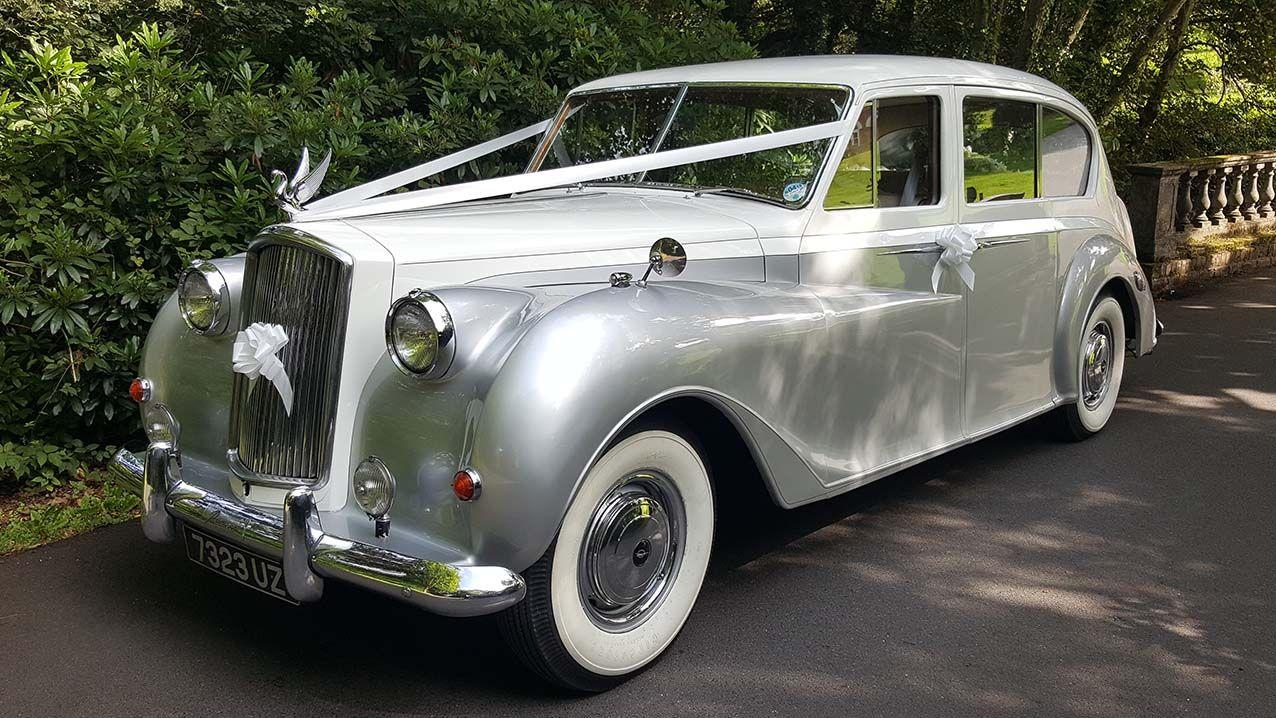 Classic Austin Princess Limousine Wedding Car Hire ...