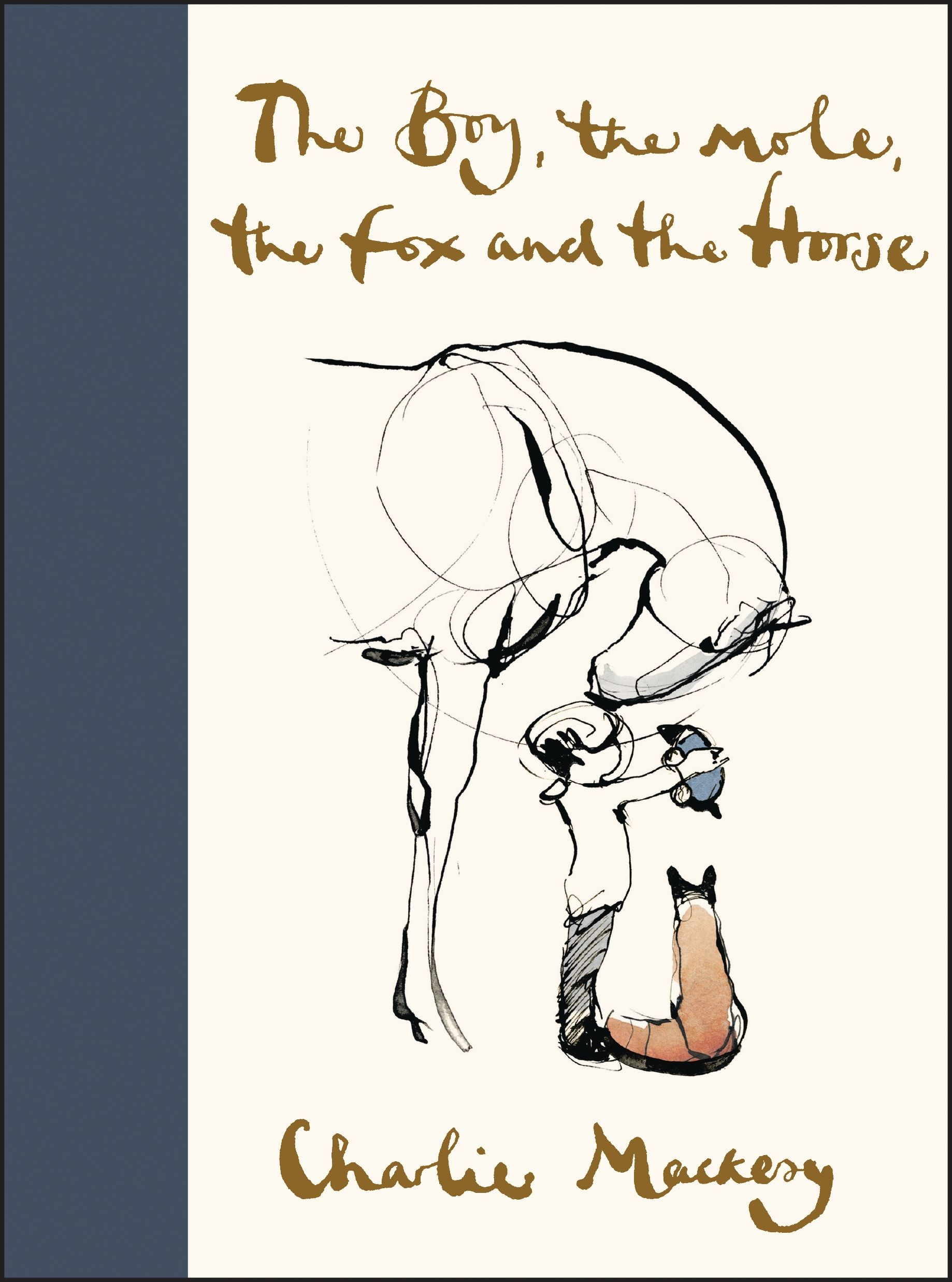Pdf Download The Boy The Mole The Fox And The Horse Full Ebook