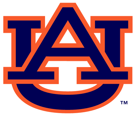 Printable Auburn Tigers Logo College Football Logos Auburn
