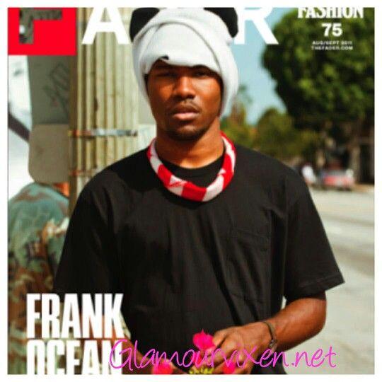 Frank Ocean Cover Fader Magazine Www Glamourvixen Net