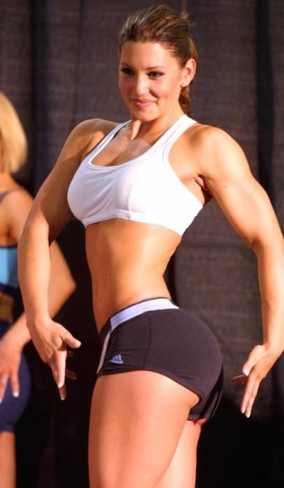 Fitness model - thats what I want my ass and legs to look like!