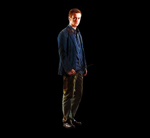 Oliver Wood In Deathly Hallows Part 2 Sean Biggerstaff Biggerstaff Oliver Wood