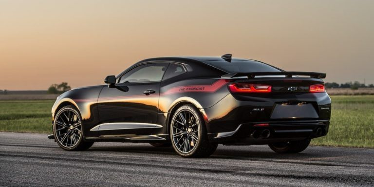 Chevy Camaro Exorcist Hp Specs Top Speed Price 2020 In 2020