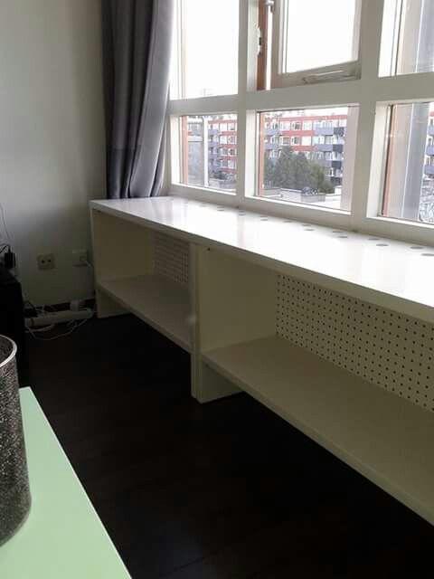Verwarming ombouw geplaatst - Slaapkamer ideëen | Pinterest ...