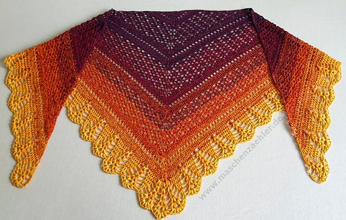 This pattern is available as a free Ravelry download Erigeneia means ...
