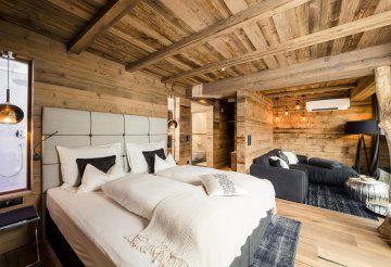 Alpenschl ssel waldchalet home interior luxus interior chalet luxushotel - Luxus wohnaccessoires ...