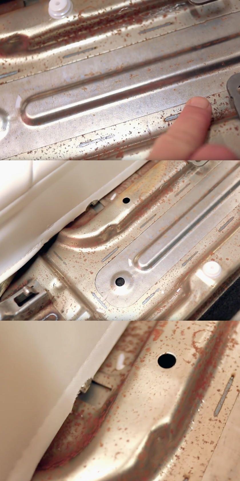 How Can Tesla Model 3 Seats Already Be Rusting Tesla Model