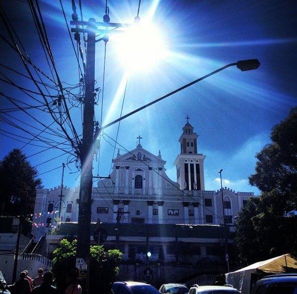 Igreja do Calvário por Juliana Montenegro