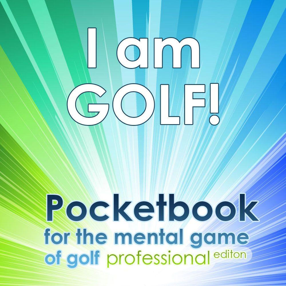 INSTANT ANGER MANAGEMENT GOLF! Pocketbook 2/professional