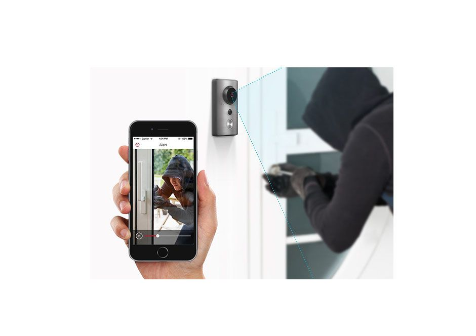 Doorbell Cameras Reviews Smart technologies, Wifi