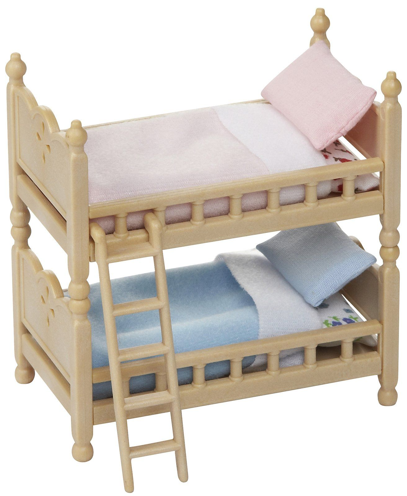 Calico Critters Bunk Beds Free Shipping Tiny Cute
