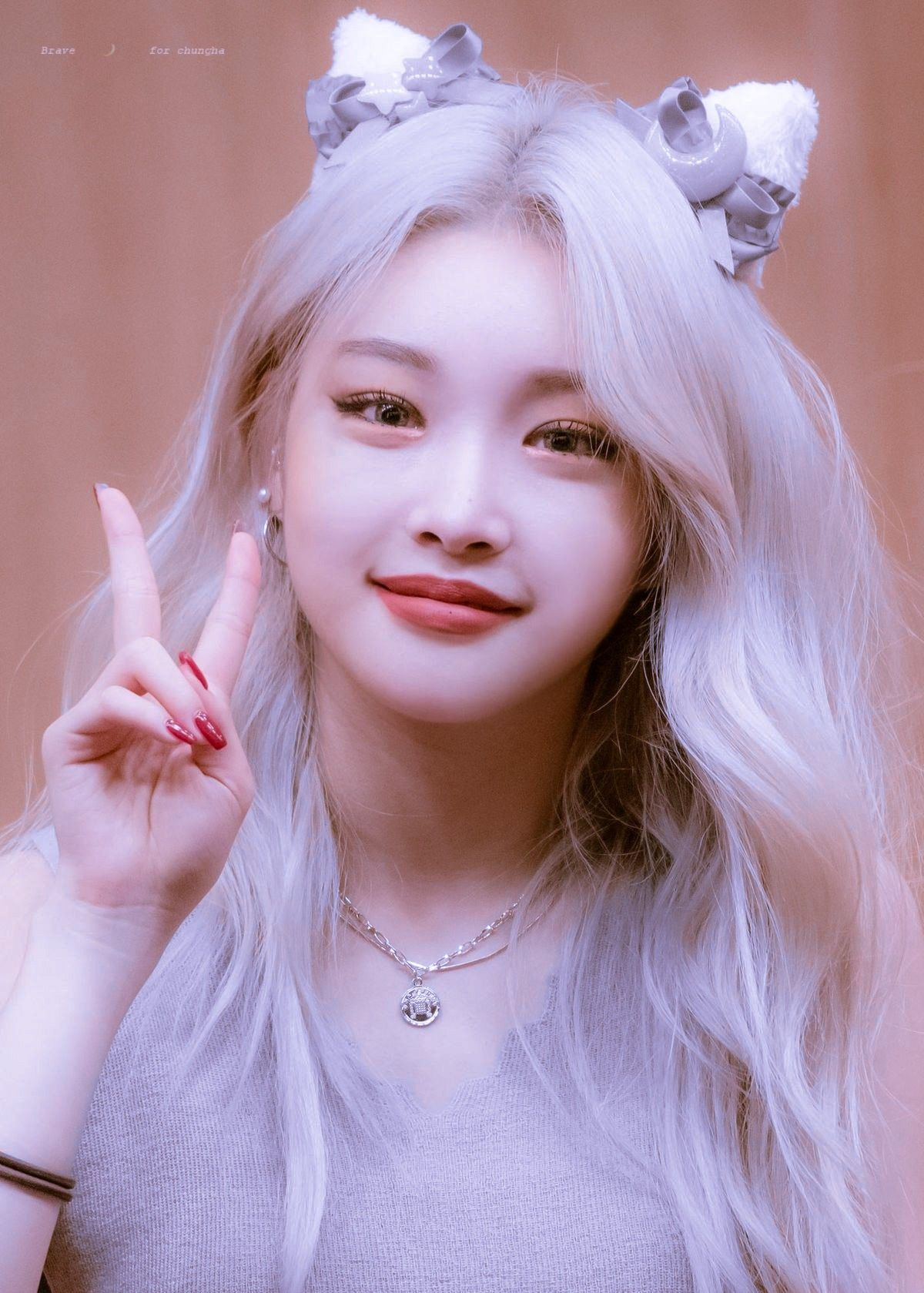 Chungha's agency confirms it has tested positive for COVID-19