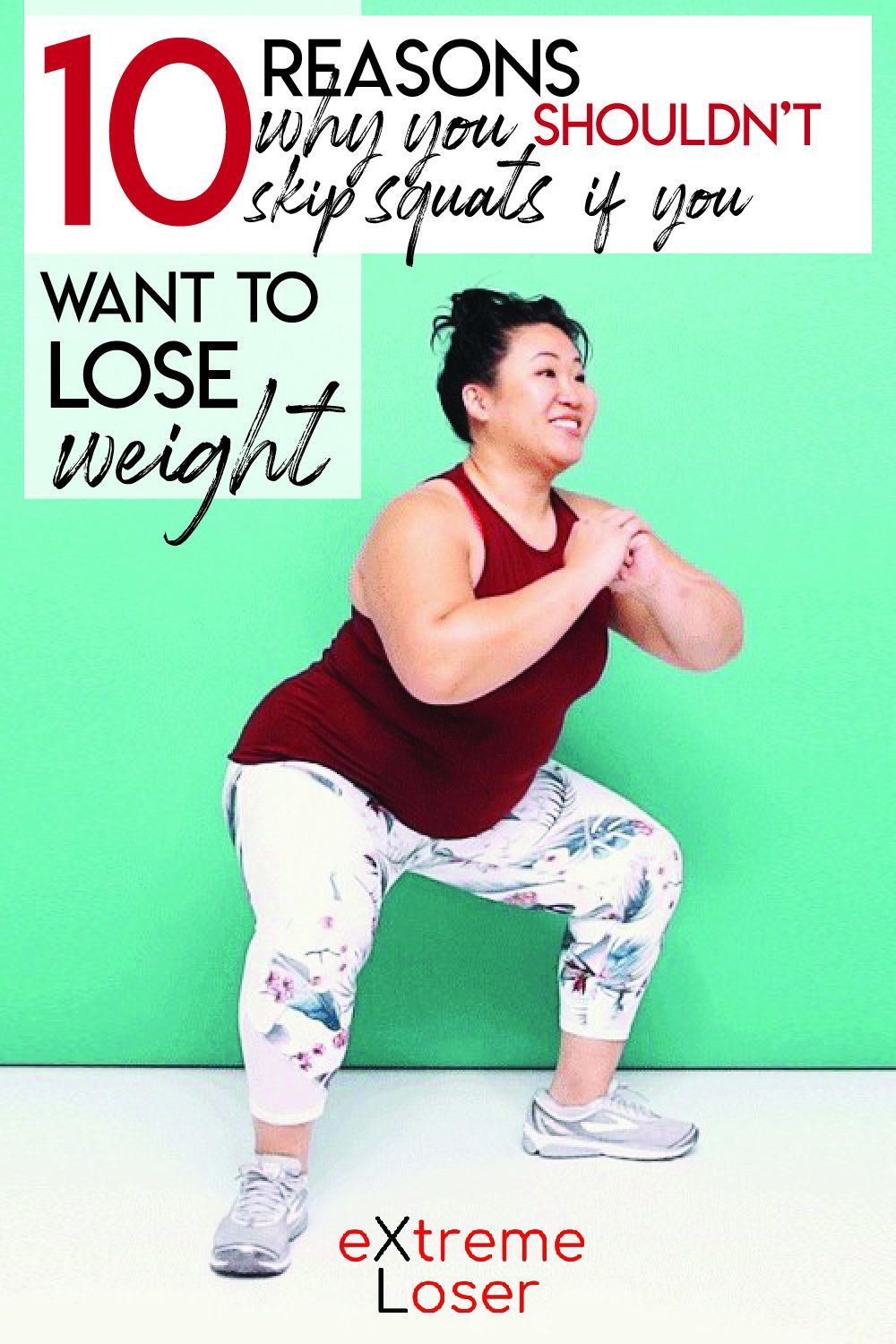 I can t lose weight in my calves