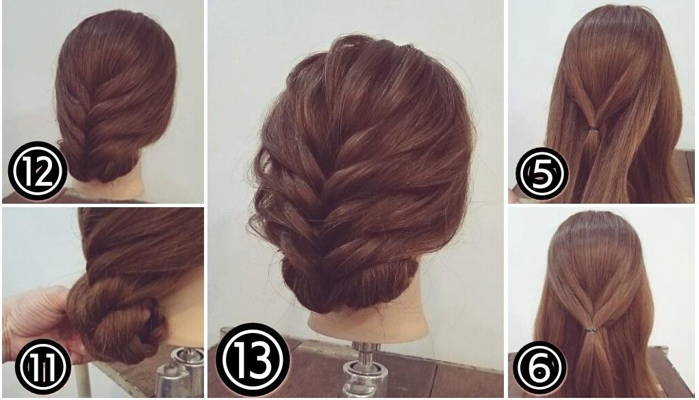 21 super easy updos for beginners  simple elegant