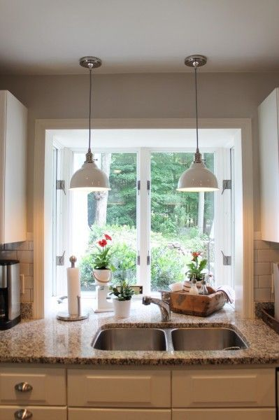Eclectic Home Tour The Picket Fence Projects Kitchen