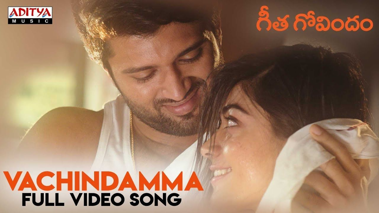 geetha govindam songs download vijay devarakonda