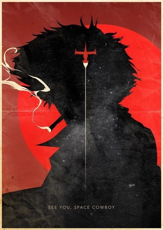 Pin by Linmiao Xu on awesome art Cowboy bebop wallpapers
