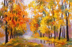 Risultati Immagini Per Dipinti Paesaggi Autunnali Dipingere