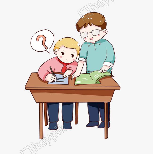 Dibujos Animados De Un Maestro Y Sus Alumnos Buscar Con Google Manos Dibujo Estudiantes Dibujo Dibujos Animados