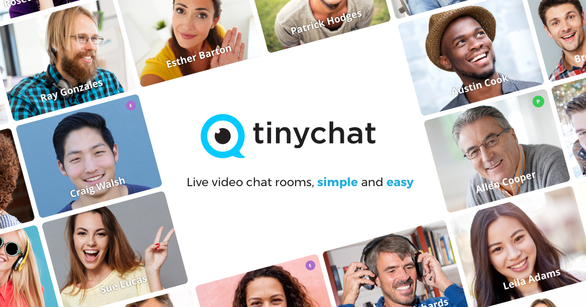Chat rooms for everyone