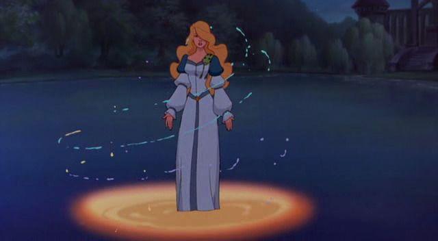 The Swan Princess 2 Escape From Castle Mountain 1997 Disney Screencaps Com Swan Princess Non Disney Princesses Princess
