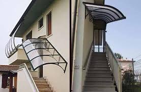 Risultati immagini per coperture per scale esterne coperture balconi e scale nel 2019 - Immagini scale esterne ...