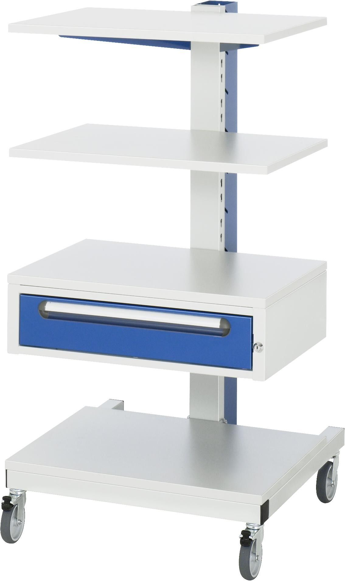 Computer Stander Modell 6002 650x650x1230mm Fahrbar Gtardo De In 2020 Computer Modell Konsole