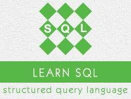 SQL Tutorial from tutorialspoint  Free tutorial