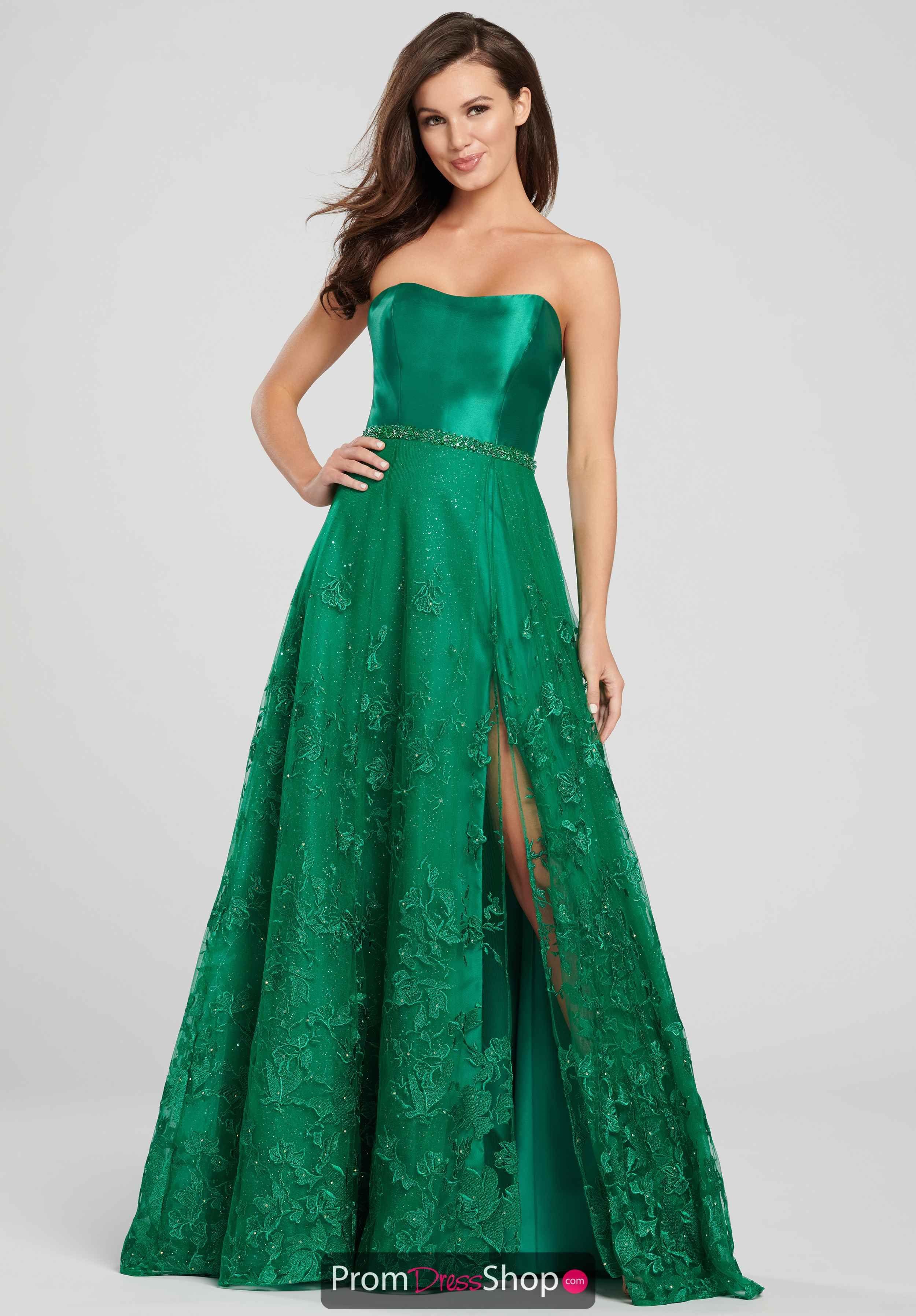 a69c83453f2 Emerald Plus Size Prom Dresses