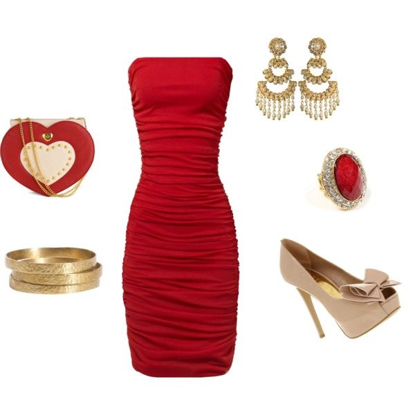 screw valentines day, i just want this dress!