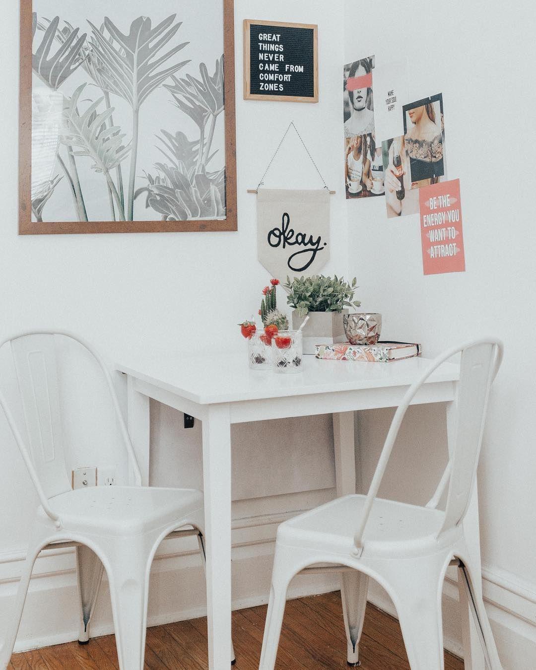 My Little Dining Corner 🌿 #myJYSK #discoverJYSK (With