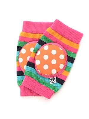 Happy Knees Sprinkle Party - crawler kneepads $14 www.bellatunno.com