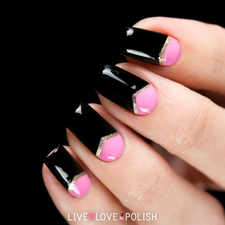 Whose Line Is It Anyway? Nail Vinyls   French manicure nails, Nail ...