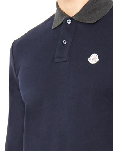 moncler polo heren sale