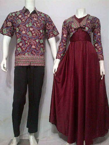 Batik Bagoes Model Dress Batik Baju Batik Couple Batik
