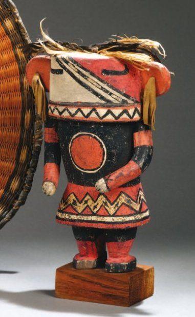 Hopi Hauteur : 19,5 cm