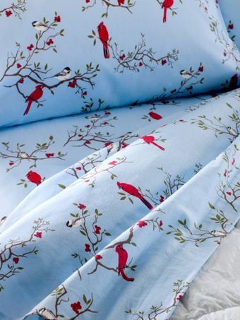 Flannel Sheet Set Cardinal And Adee Cotton Sheets No Pill