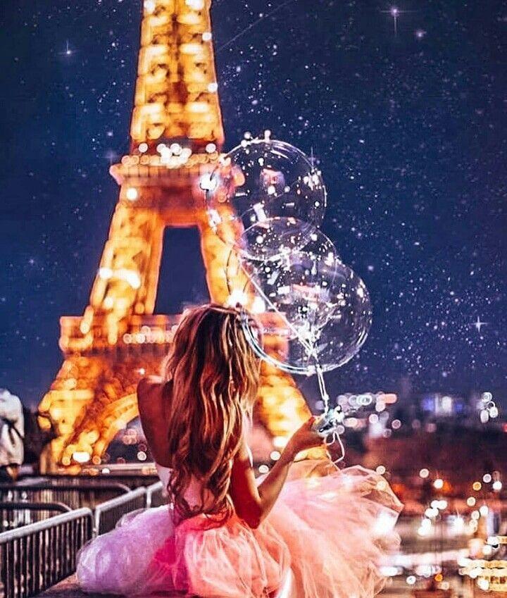 Magical Eiffel Tower Paris Wallpaper Paris Photography Beautiful Paris
