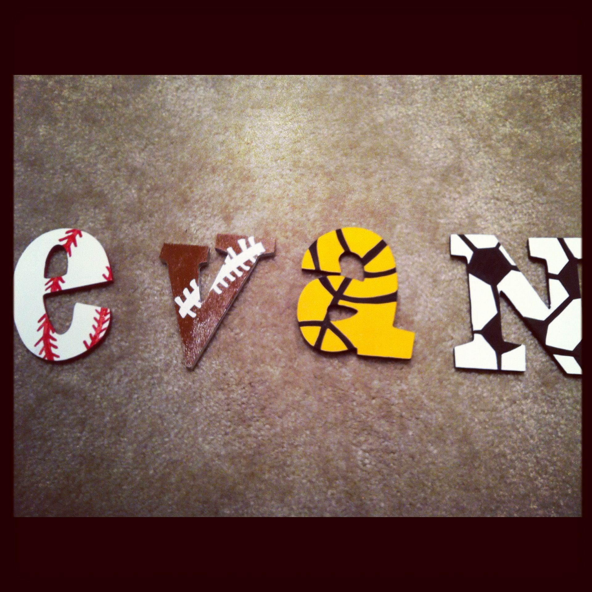 17 Best Images About Sports On Pinterest: Best 25+ Sport Themed Crafts Ideas On Pinterest