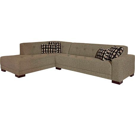 Broyhill Living Room Monterey Sectional   Discovery Furniture   Topeka And  Lawrence Kansas