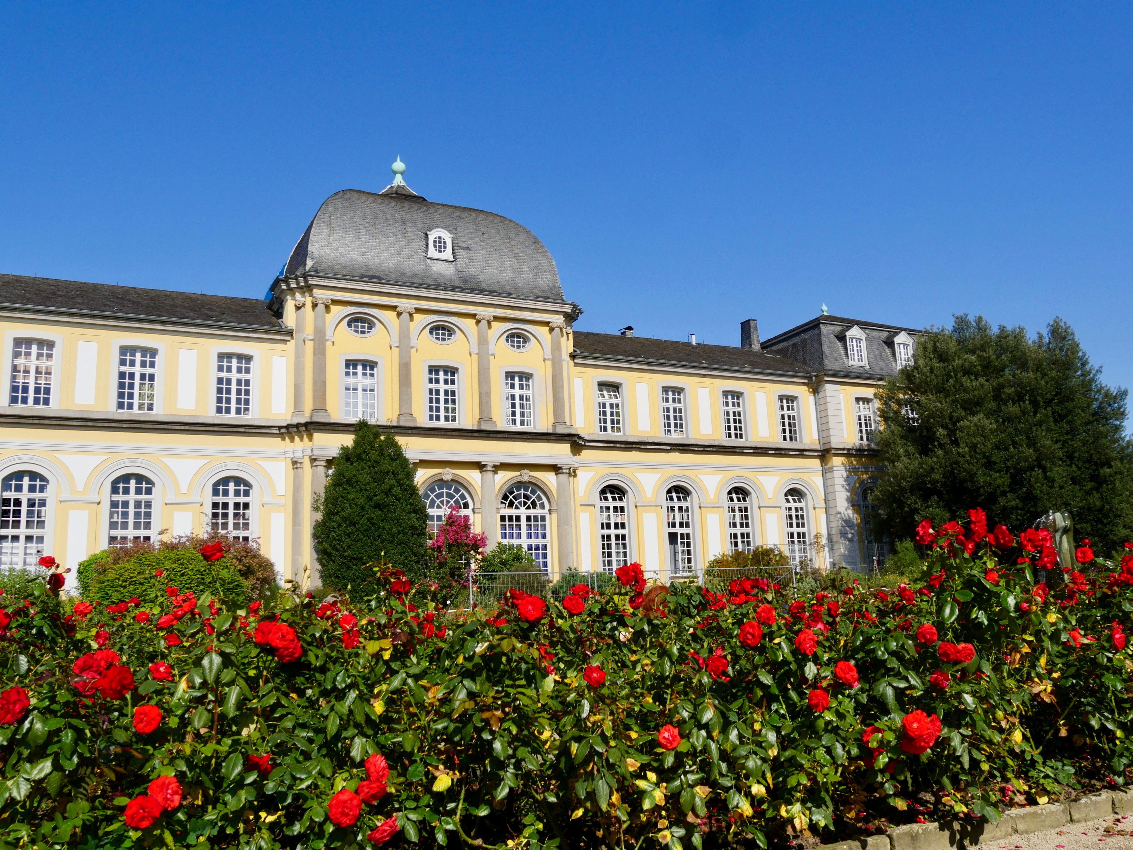 Botanischer Garten Bonn Poppelsdorfer Schloss Botanischer Garten Bonn Poppelsdorfer Schloss Bonn