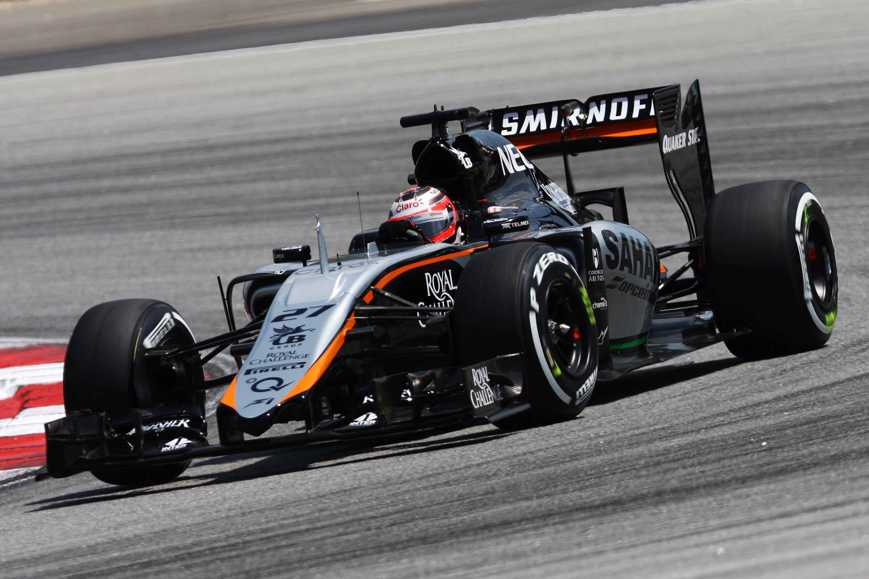 Nico Hulkenberg - Formula One World Championship