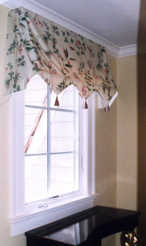 indoor awning window treatments patterns larrys window designs