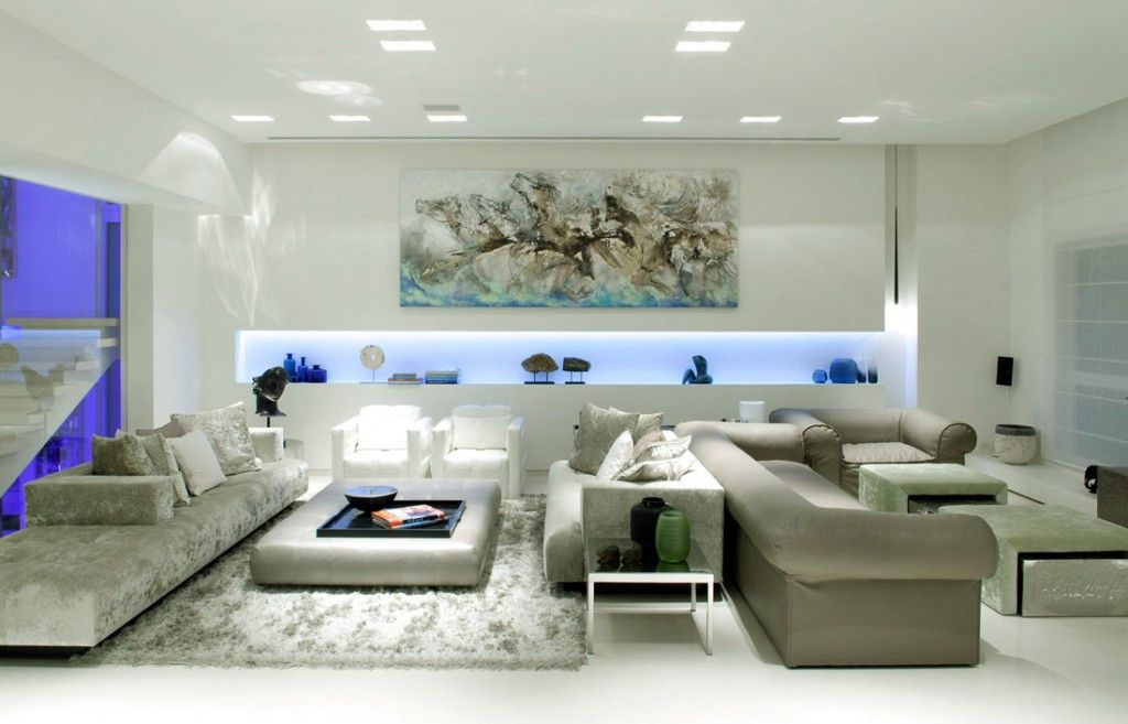 30 Modern Luxury Living Room Design Ideas | Best living room ...