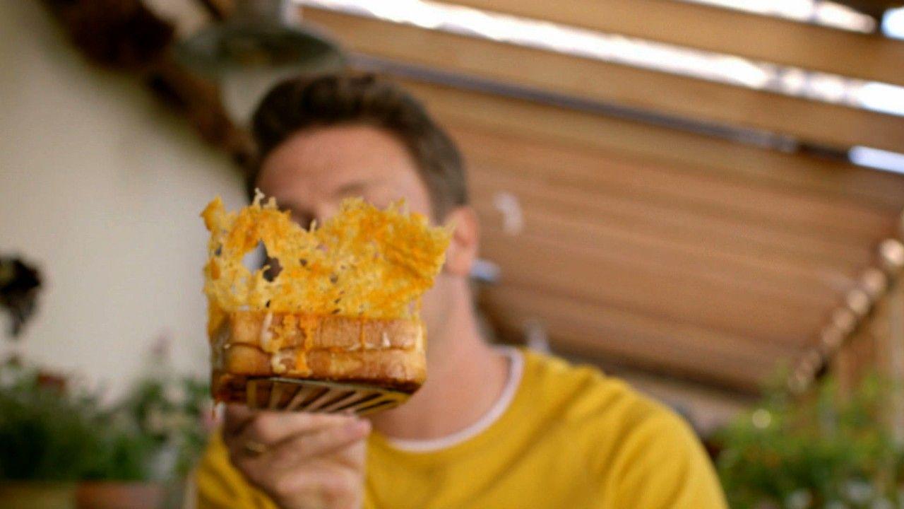 Queijo quente: receita de Jamie Oliver - Receitas - GNT